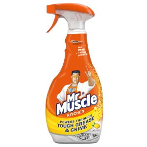 Mr. Muscle Cleaner