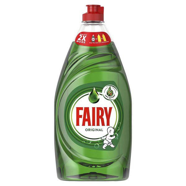fairy 780ml washing liquid